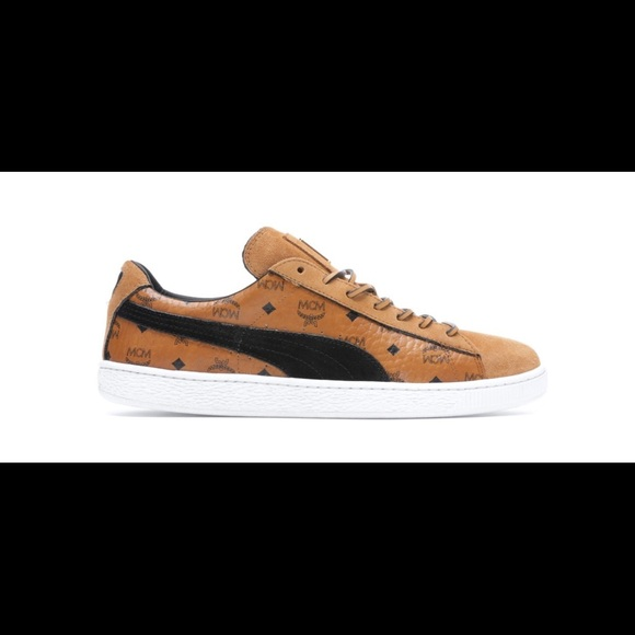 separation shoes 918eb 7cac2 MCM Suede Puma Men's Size 9 NWT